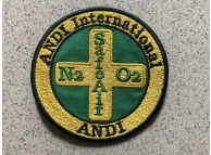 Emblema ANDI SafeAir