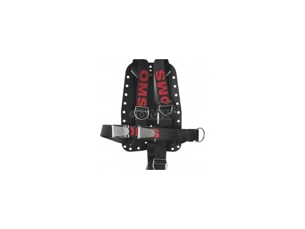 OMS Al cu harness Continuous Wave DIR si Crotch Strap