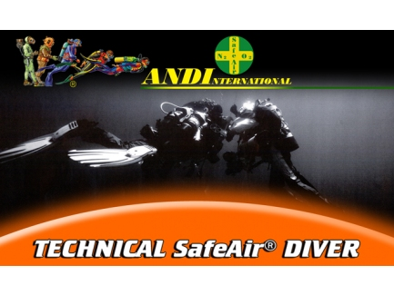 ANDI Technical SafeAir Diver L3
